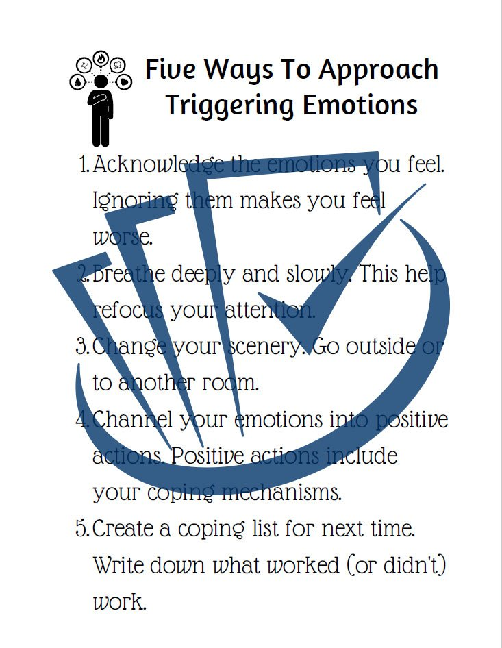 Popup Preview Of Five Ways To Approach Triggering Emotions