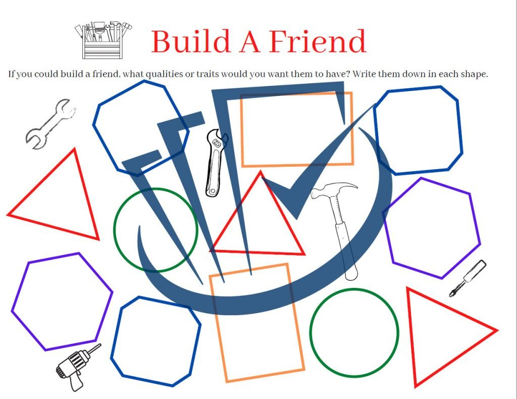 Popup Preview Of Build A Friend